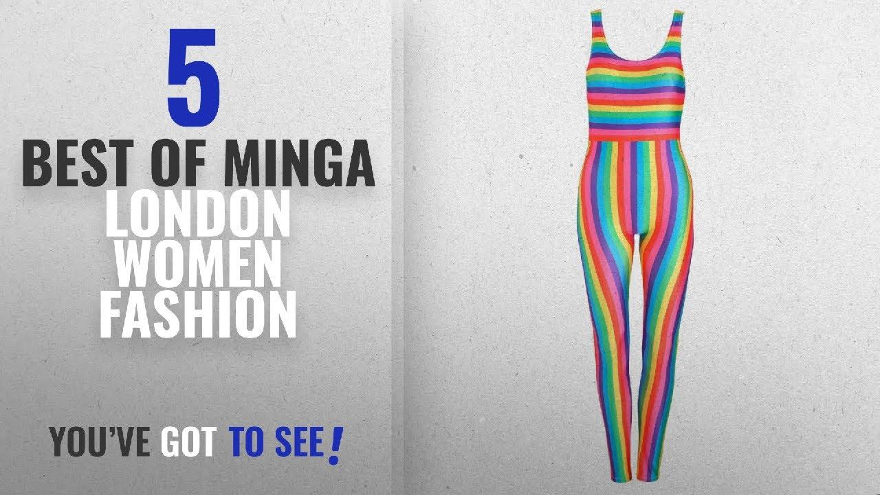 2c2d6691b25 Minga London Women Fashion  2018 Best Sellers   Rainbow Stripes ...