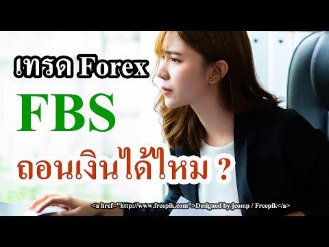 เทรด Forex กับ FBS จะถอนเงินได้ไหม รีบดูก่อนเทรด