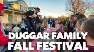 The 2020 Duggar Family Fall Festival! 🍁 ☕️ 🪓 🍎