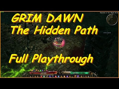 Grim Dawn Hidden Wealth