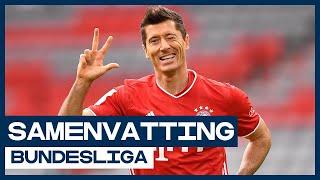 👽Lewandowski is van buitenaards niveau | Samenvatting Bayern München - Eintracht Frankfurt