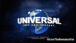 Universal Pictures Logo 2012 (100th Anniversary Version) Remake