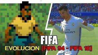 FIFA - Evolucion  [FIFA 94 - FIFA 18]