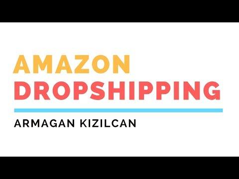 Amazon Dropshipping Nasıl Yapılır ??  - 1.VİDEO Black Hat