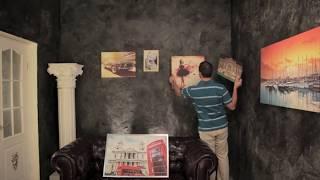 видео Печать картин и фотографий