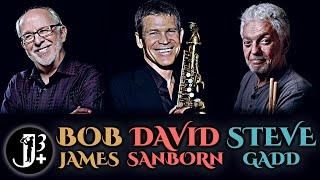 Bob James, David Sanborn & Steve Gadd - Leverkusener Jazztage 2013