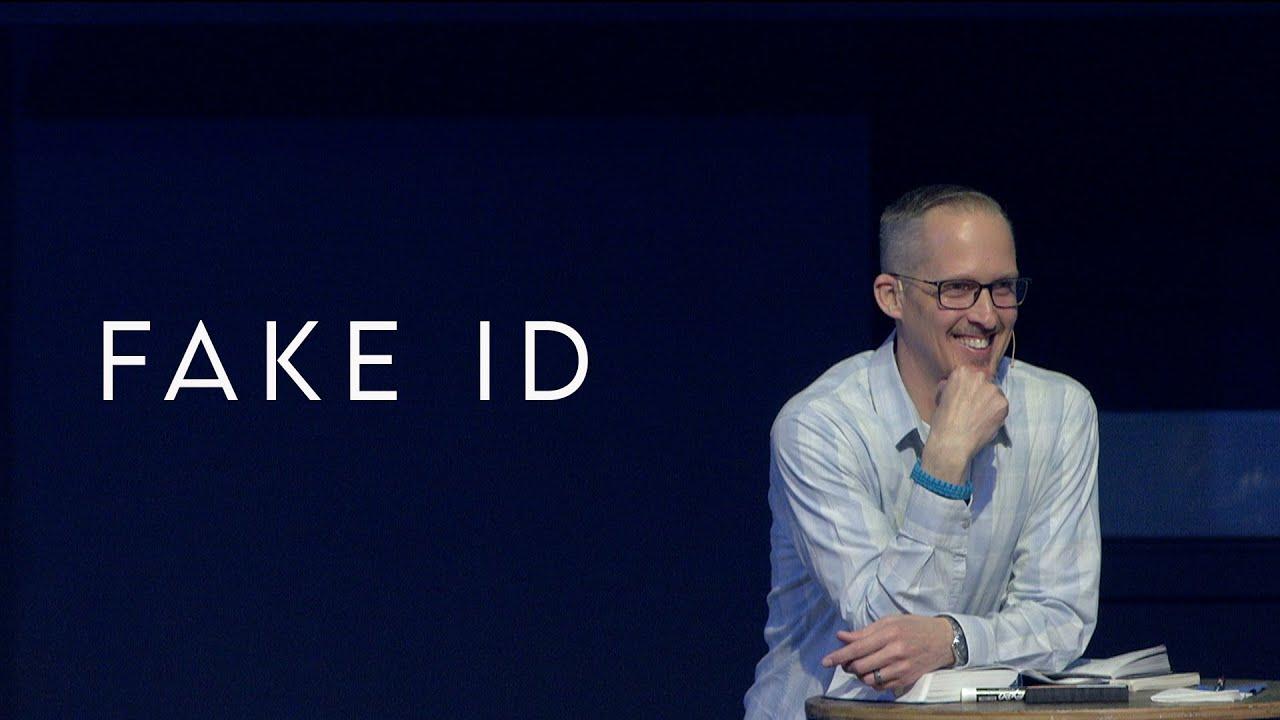 Identity: Fake ID - Week 3