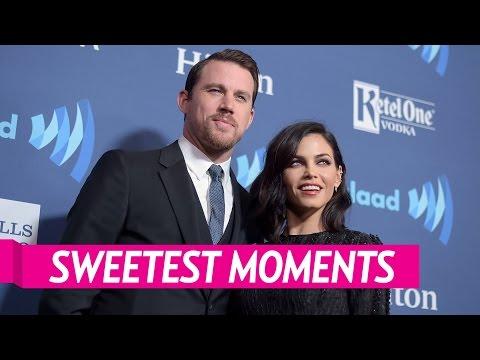 Channing Tatum and Jenna Dewan Tatum's Sweetest Moments