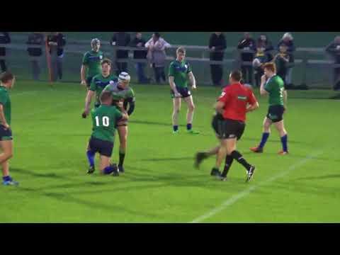 2017 GAME TWO - First Half (Bishop Burton College)