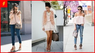 Stylish Blush Outfits That Will Make You Fall In Love With This Pastel Shade
