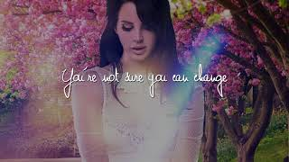 Lana del Rey - See You Later Alligator (Lyrics)