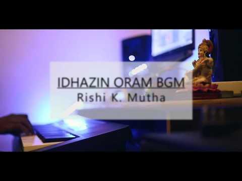 Idhazhin Oram BGM | Rishi K. Mutha