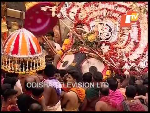 Shree Jagannath Pahandi - Puri Rath Yatra Live 2017