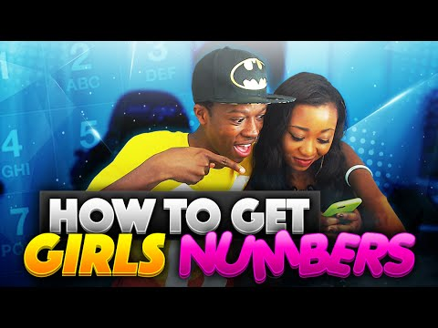 How to get any girls number youtube ccuart Gallery