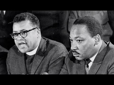 MLK's Final Days: The Rev. James Lawson Remembers King's Assassination & Support for Memphis Strike