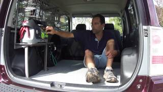 diy car camper camping conversion scion xb van rv