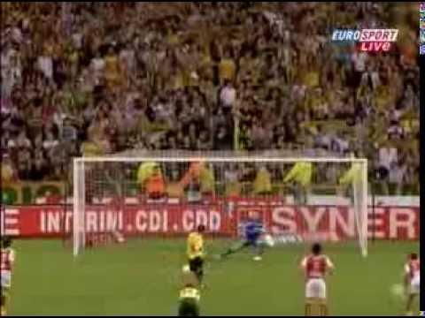 2007/2008 L2 Match entier : FC Nantes - Stade de Reims