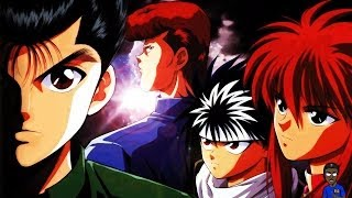 Anime DVD/Blu-ray Release Comparison:Yu Yu Hakusho TV and Movies