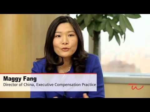 Managing Executive Pay in a Global Economy - China