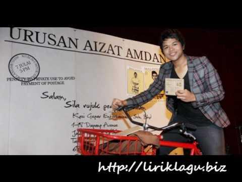 Aizat Amdan - Senyum ( HQ Audio )