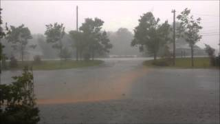 Microburst Tyrone Georgia June 24 2015