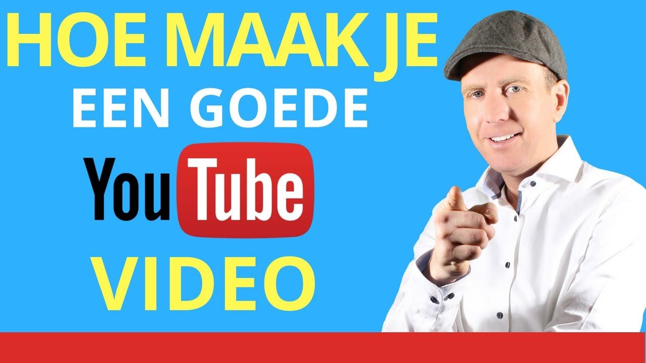 Hoe maak je een youtube filmpje hoe maak je een youtube video hoe zet je een filmpje op - Hoe je een eigentijdse inrichting van ...