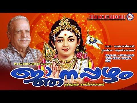 ജ്ഞാനപ്പഴം | NJAANAPPAZHAM | Hindu Devotional Songs Malayalam |  P.Jayachandran