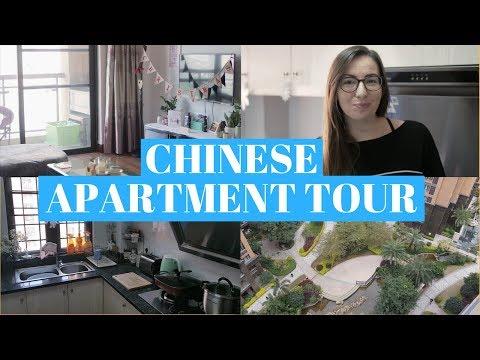 Chinese Apartment Tour : York English, Fuzhou
