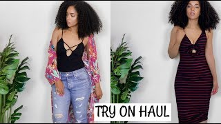 SUMMER TRY ON HAUL FT. EXPRESS