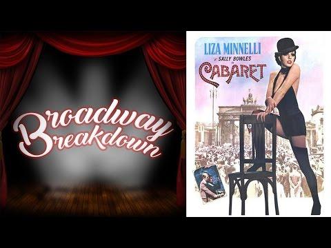 Cabaret Film Discussion - Broadway Breakdown