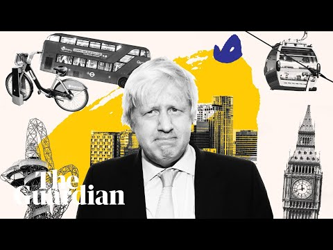 Boris Johnson&39;s biggest design fails as London mayor