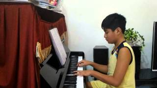 Endless Love piano cover by Nhan