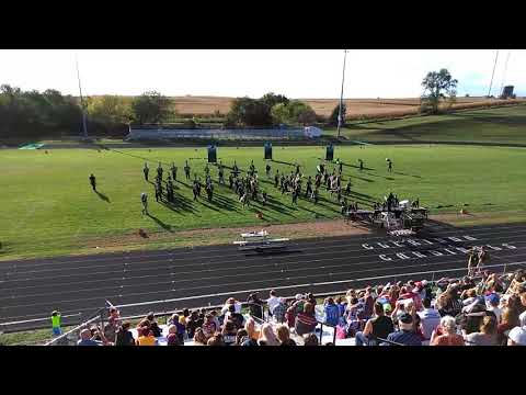 2017 SW Iowa Band Jamboree-Maryville Marching Spoofhounds