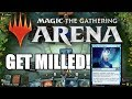 Milling People Out On MAGIC ARENA