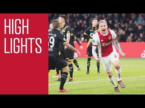Highlights Ajax - NAC
