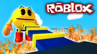 PACMAN WANTS US TO KILL IN ROBLOX CAP SCAN IN ROBLOX