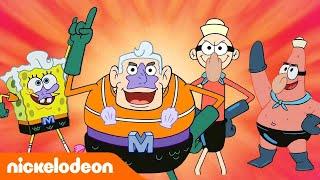SpongeBob | Nickelodeon Arabia | سبونج بوب | أبطال تحت الماء