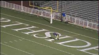 Webb Williams - San Antonio Clark Cougars - Football Kicker Highlight Video