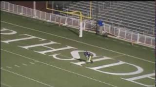 Webb Williams - San Antonio Clark Cougars - Football Kicker Highlight Video