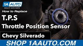 Bad Throttle Position Sensor — Totoku