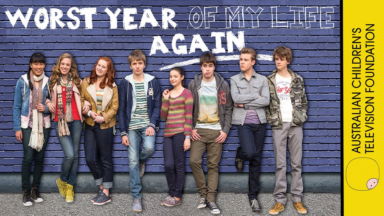 Worst Year Of My Life, Again! - TV Theme Tune - YouTube