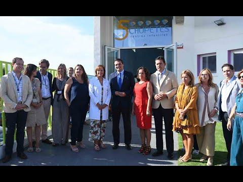 El Hospital Reina Sofía estrena su escuela infantil '5 Chupetes' con una jornada de puertas abiertas