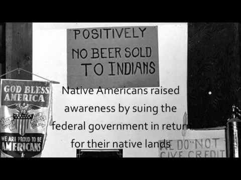 Red Power (HQ) - Native American Movement