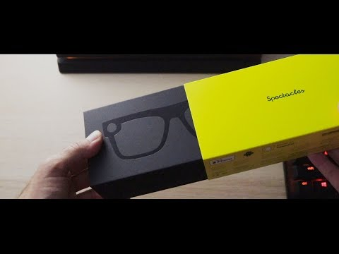 Snapchat Spectacles 2 - Nico Unboxing | Brand New Snapchat Glasses V2