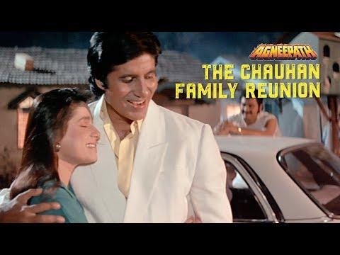 Agneepath (1990) Movie - Part 6 -  Amitabh Bachchan, Mithun Chakraborty