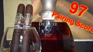 DeLuze XO Cognac with Alec Bradley Tempus: Cigar Pairing 61