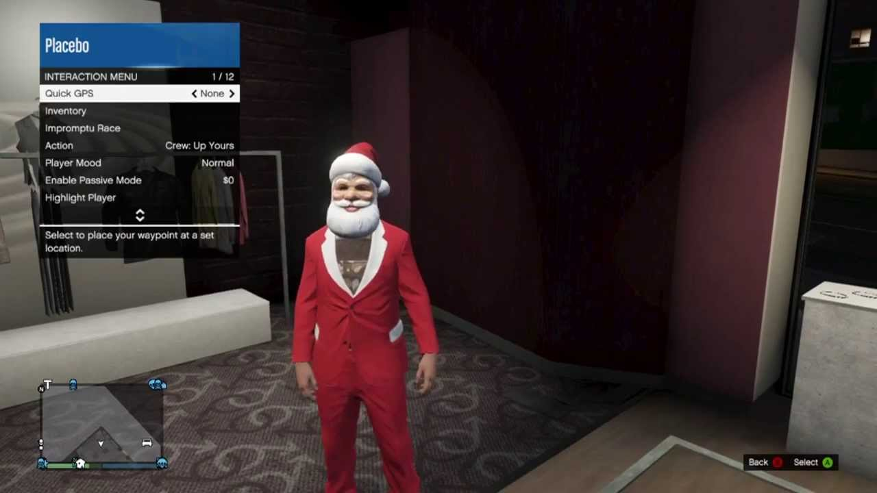 Gta V Christmas Dlc 2019.Gta 5 Online Christmas Dlc Released Santa Suit Reindeer