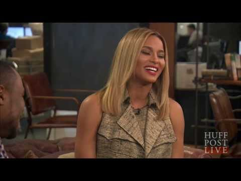 Ciara Opens Up About Her Pregnancy