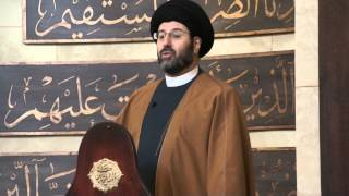 Imam Hassan Qazwini Addresses the Future of the Islamic Center of America