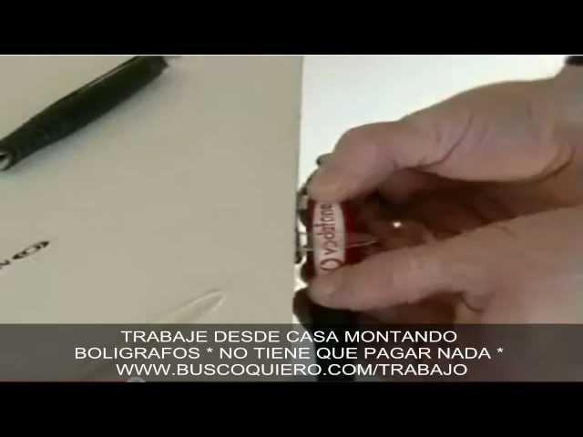 Exceptional Empresas Que Ofrecen Trabajo Por Montar Boligrafos, Llaveros   Info    Taringa!